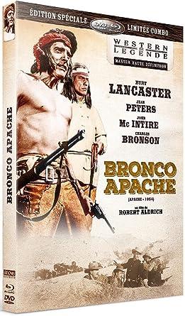 Bronco Apache [Édition Spéciale Combo Blu-Ray + DVD]