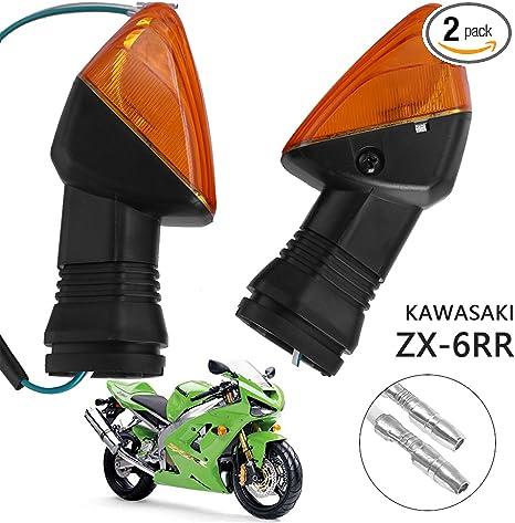 Amazon.com: Luz de indicador de señal de giro luz de parada ...