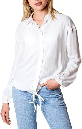 Only 15197282 Alisa Life LS - Camisa de manga larga para mujer: Amazon.es: Ropa y accesorios