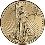 2017 American Gold Eagle 1 oz $50 Brilliant Uncirculated U S Mint
