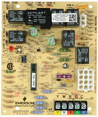 Goodman Amana PCBBF132S OEM Circuit Board 2-Stage Furnace by Goodman