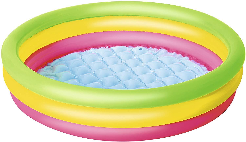 Cute Inflatables Barco Rana Verde Hinchable para Niños | ¡Gran Accesorio Divertido para la Piscina o la Playa! |