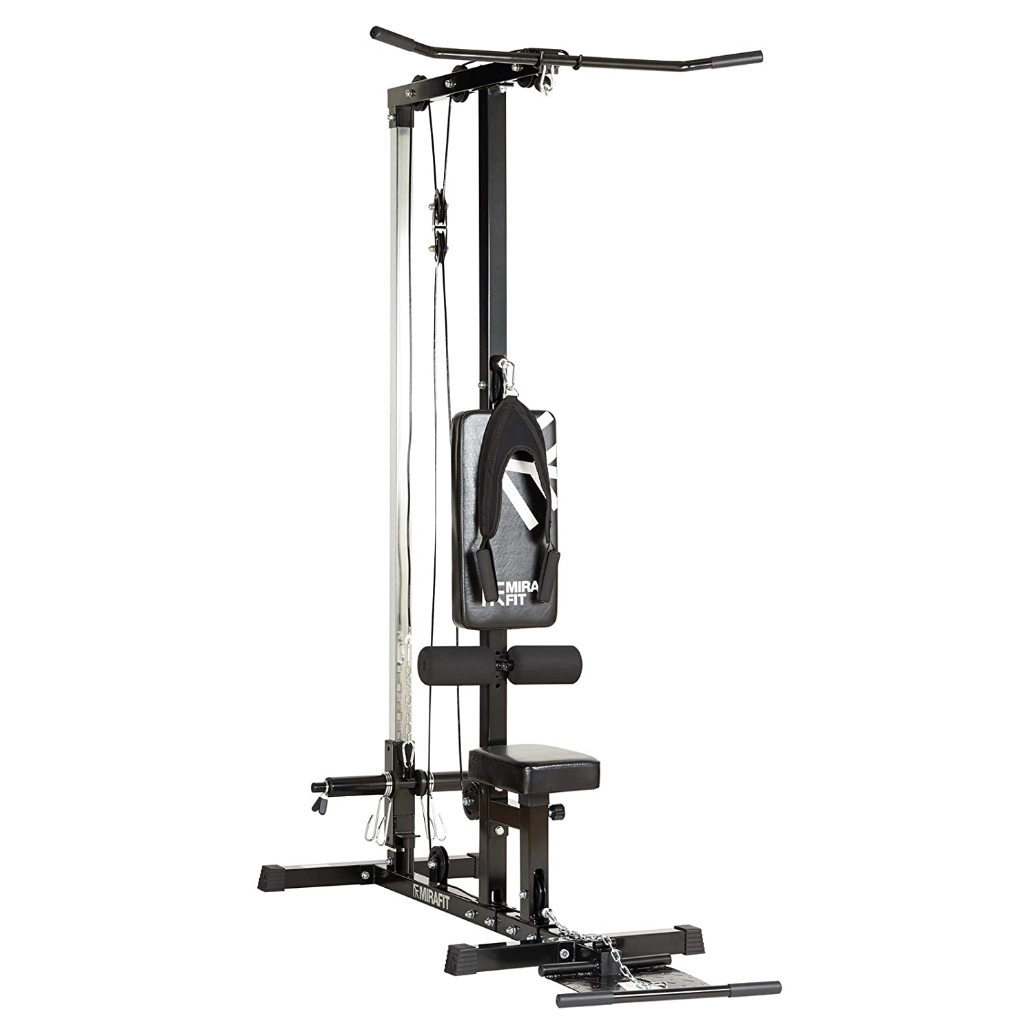 e7c863f685bf0 Mirafit Multi Gym Lat Pull Down Machine - For Back