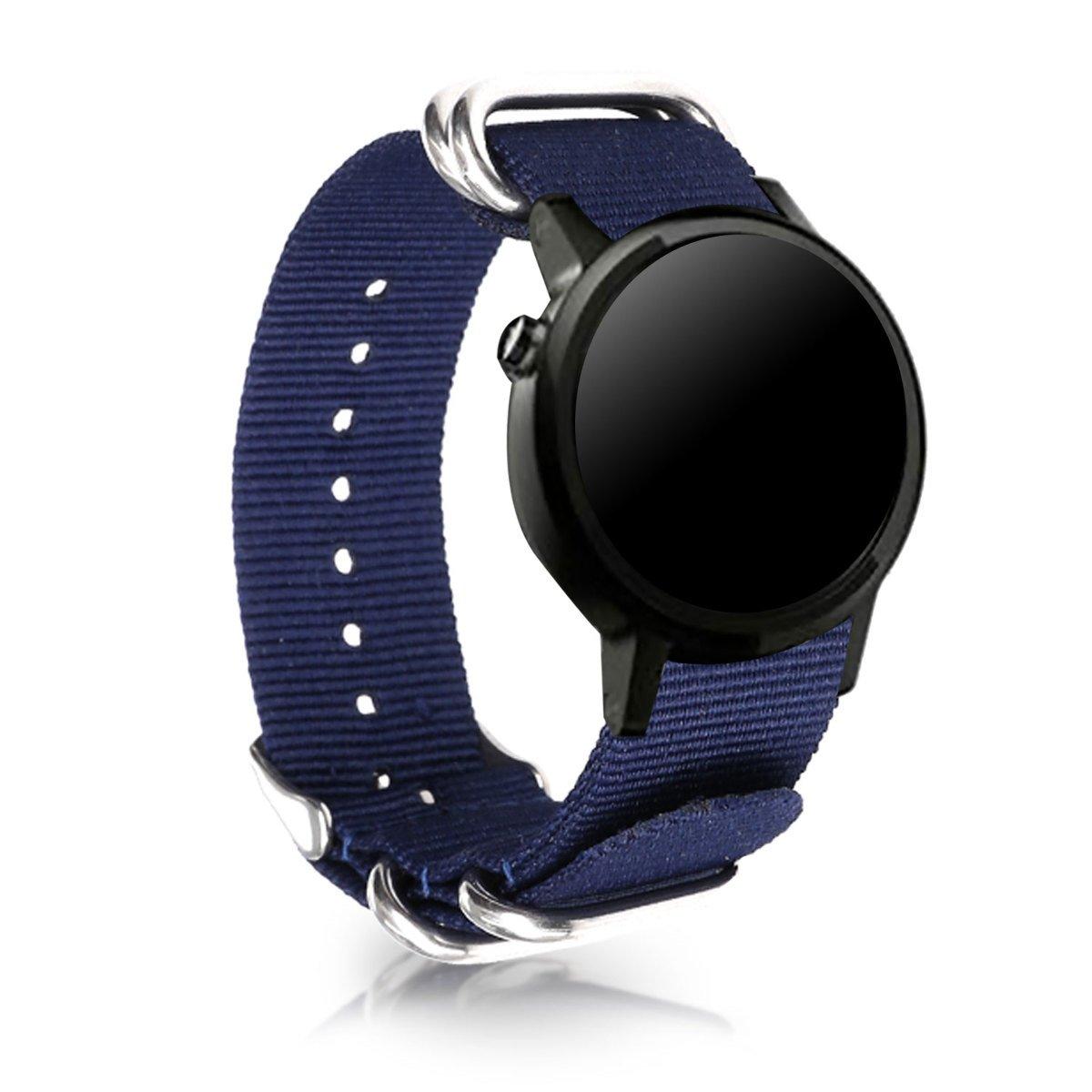 kwmobile Pulsera para Moto 360 2 / ASUS Zenwatch 2 - Correa ...