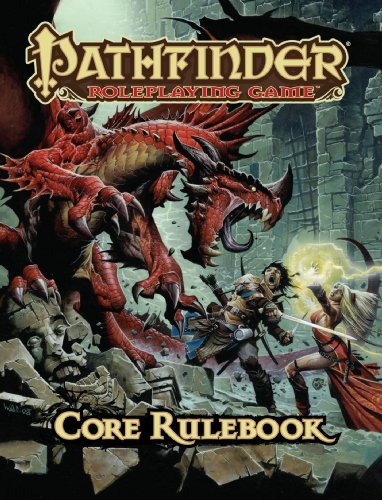 Pathfinder Roleplaying Game: Core Rulebook (Diamond Core Jersey)