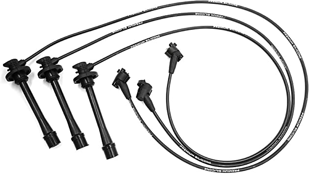 Genuine Spark Plug Wire For TOYOTA 4RUNNER T100 TACOMA TUNDRA 3.4L 19037-62010