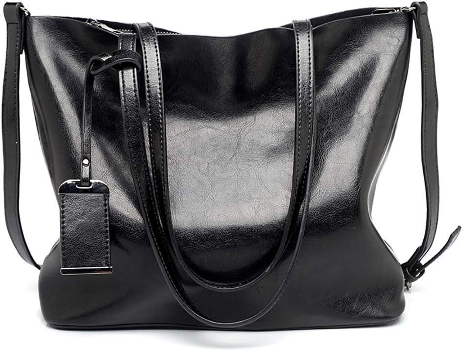 Shoulder Tote Fashion Retro Large Capacity Crossbody Bag Handbag Purse