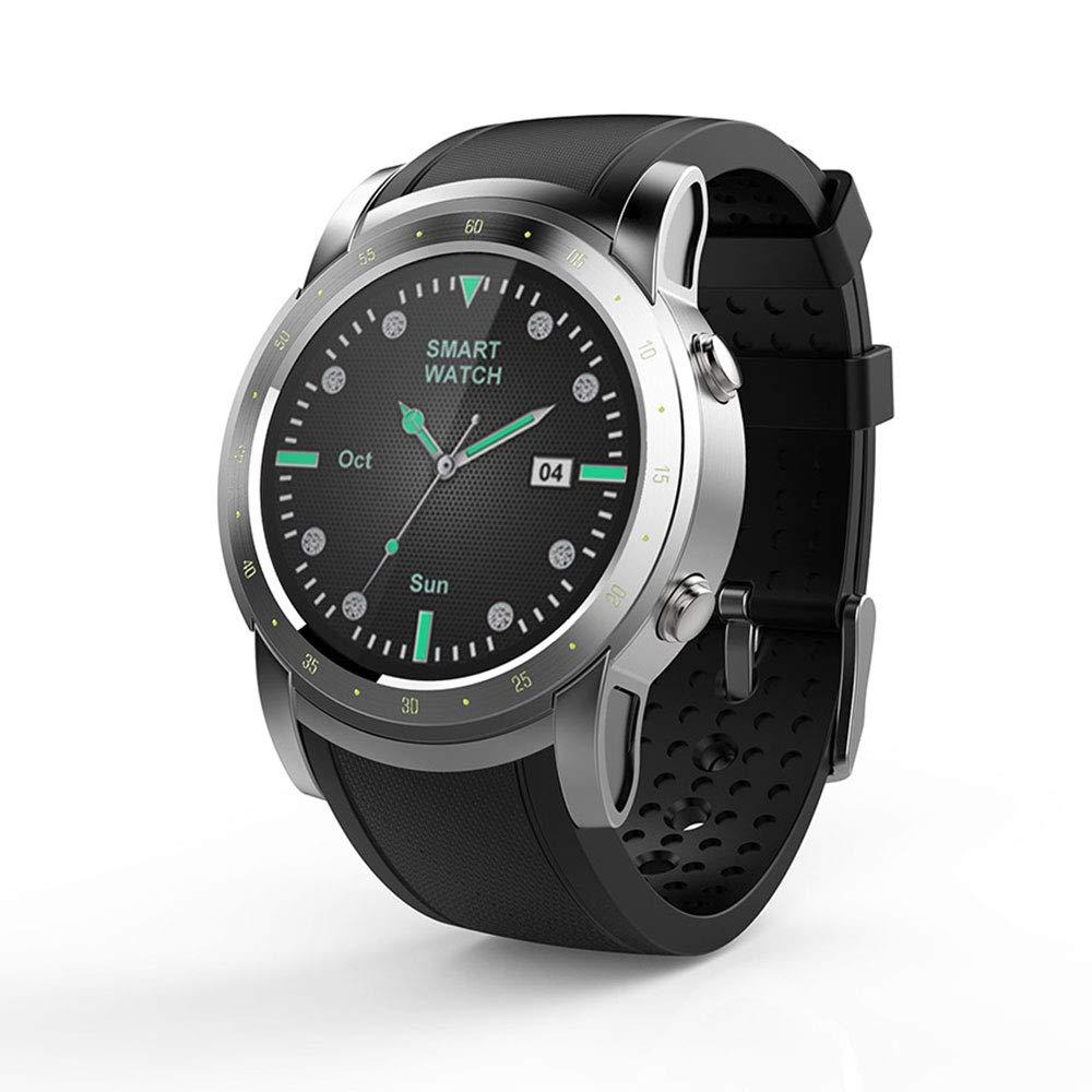 Tlgf Smartwatch Multifuncional GPS/WiFi/SIM Cámara Remota Música ...
