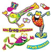 Empresas de tendencia, Inc. Frog-tastic! Mini conjunto de tablón de anuncios