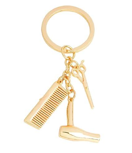 Amazon.com: Peluquería Secador de pelo, peine, & Tijeras ...
