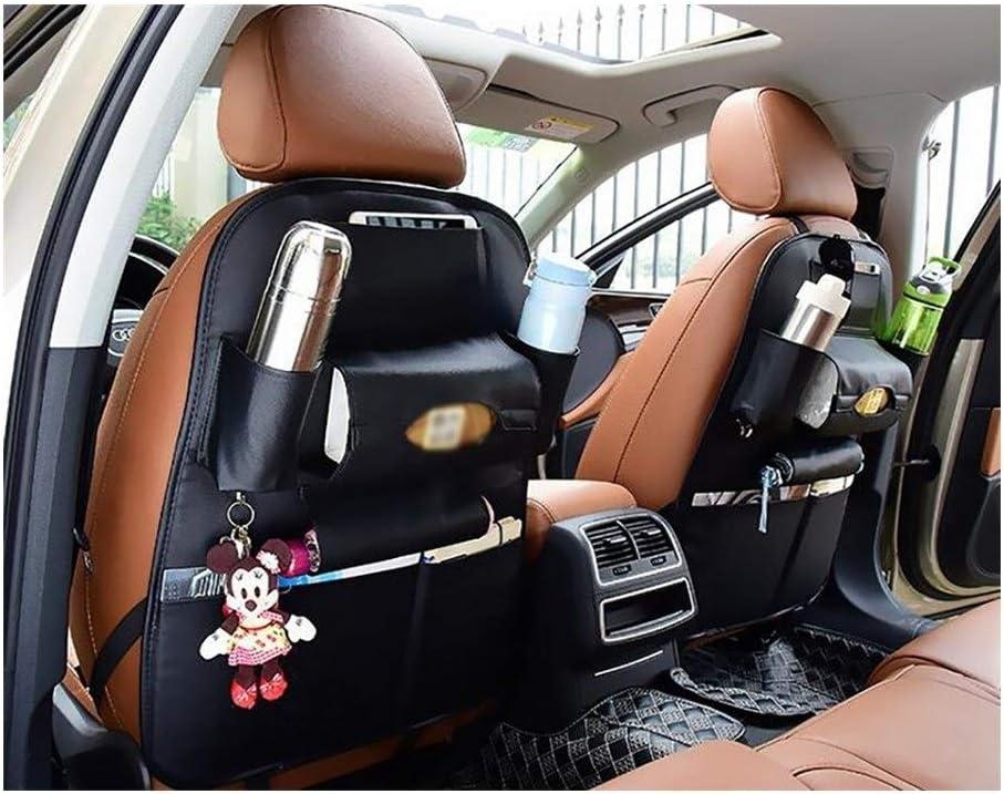 Auto m/ülleimer Auto aufbewahrungsbox,Black GAOYUTINGGM Auto elastische net Aufbewahrungstasche Auto mehrzweck m/ülleimer Auto m/üllsack Auto abfallbeh/älter