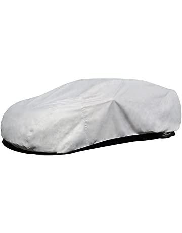 Budge B-4 Grey Size 4: Fits 19 Long Car Cover