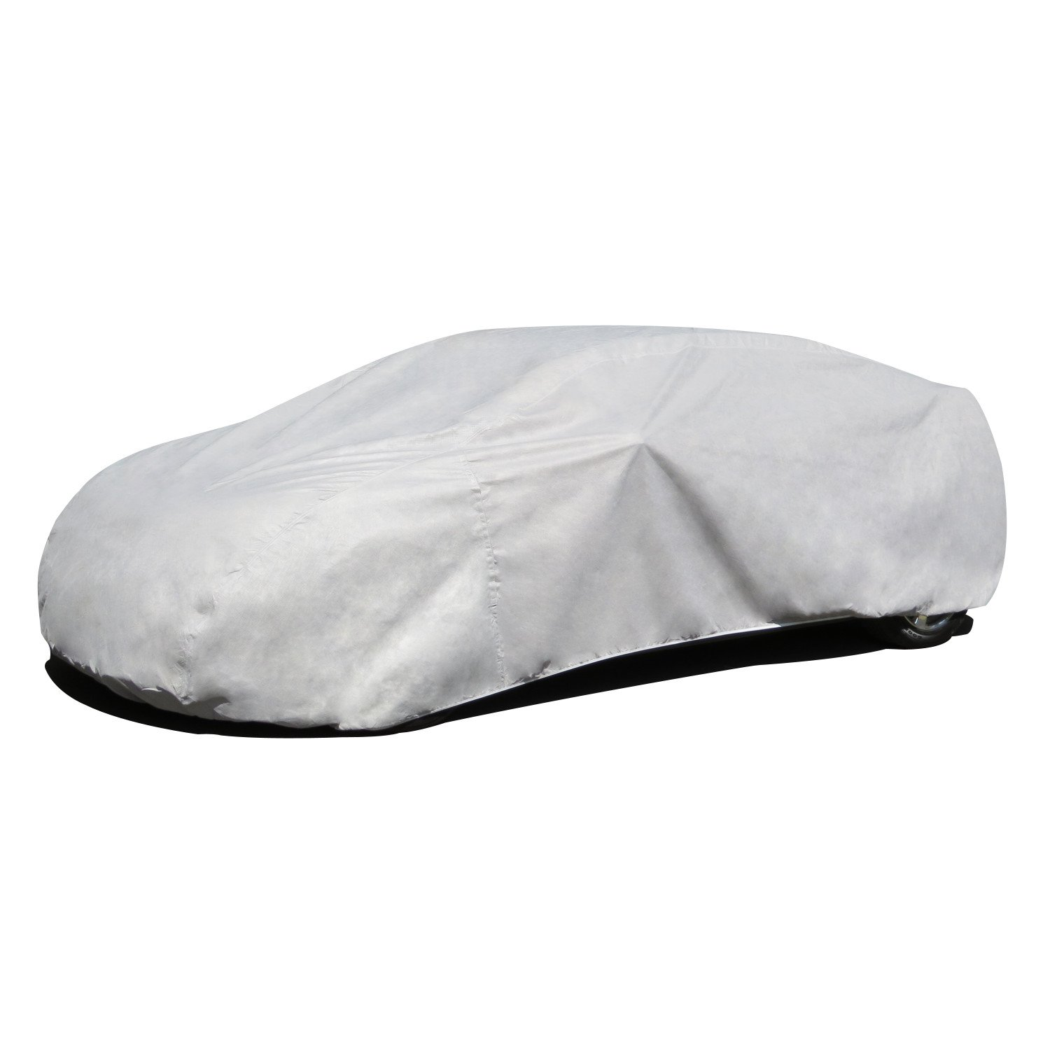 "Budge B-1 Grey Size 1: Fits 13'1"" Long Car Cover"