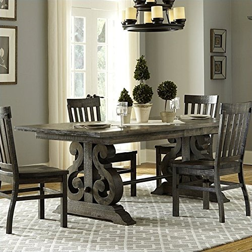 Magnussen Bellamy Traditional Wood Rectangular Dining Table