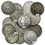 1878 - 1935 Morgan or Peace Silver Dollar Culls $1 About Good
