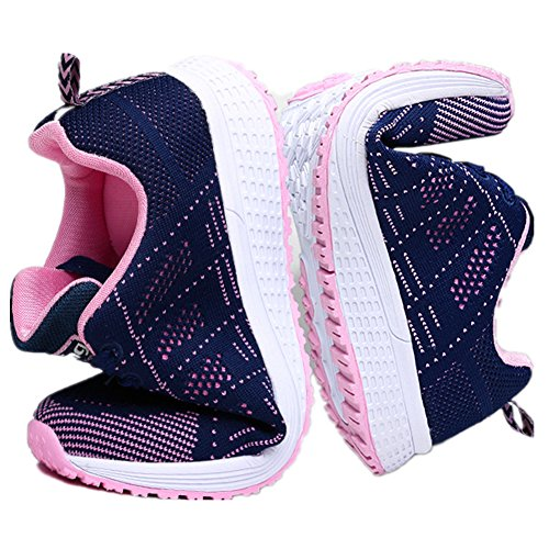 Girls Running Women's Sneaker Comfortable Casual Walking Athletic Sport Tennis Lightweight Fashion Shoes PENGCHENG for Shoes 6fx8W4