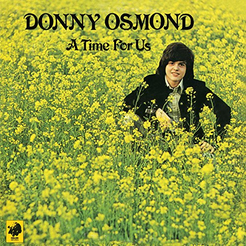 donny osmond discography