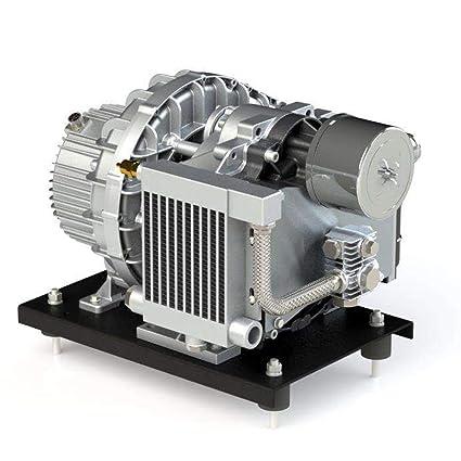 Amazon com: HPDAVV Oil Free Scroll Air Compressor,Variable