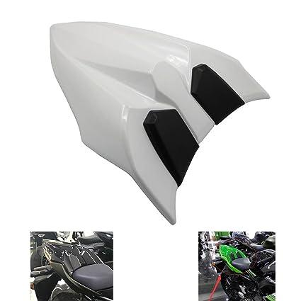 Alpha Rider Funda de asiento trasero, carenado, tapa de ...
