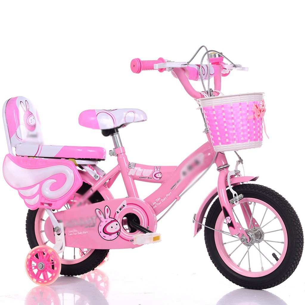 自転車 子供用自転車3-6-9歳の男の子と女の子12インチ14インチ16インチ18インチ (サイズ さいず : 18 inch) B07DZSBJ5J 18 inch 18 inch