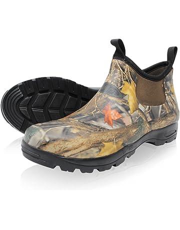 b3913aa2b2d06f Dirt Boot® Neoprene Waterproof Equestrian Slip On Stable Muck Yard Boots