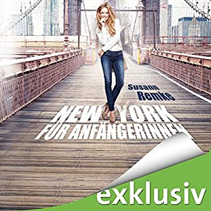 New York für Anfängerinnen Audiobook
