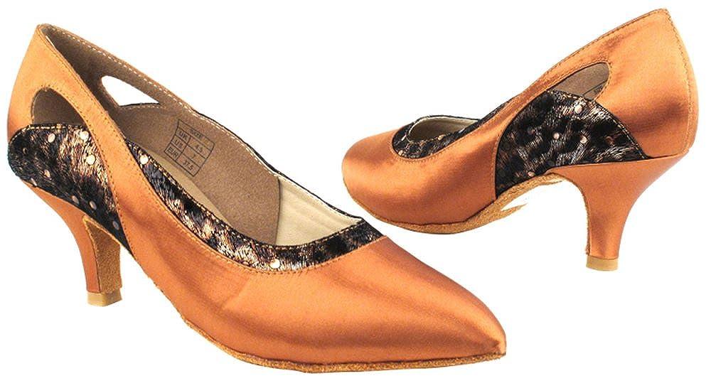 [Very Fine Shoes] レディース B00GBCI1K2 ブラウン 10 B(M) US