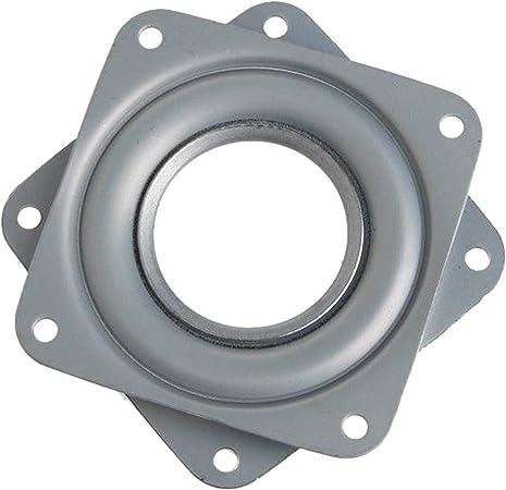 bestomz Cliquet pivotant 360//° Tournant /à roulement /à billes pour afficher /Étag/ère et meuble 155/mm
