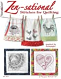 Zen-sational Stitches for Quilting: Inspired by Zentangle (R) (Design Originals)