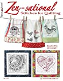 zentangle quilt - Zen-sational Stitches for Quilting: Inspired by Zentangle (R) (Design Originals)