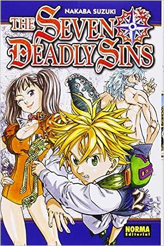 The Seven Deadly Sins 02 por Nakaba Suzuki epub