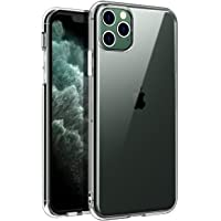 SKYLMW iPhone 11 Pro Case, Shockproof Protection Thin Slim Soft TPU Bumper Protective Phone Cover Cases for iPhone 11…