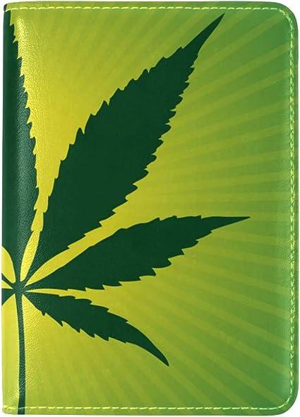 Обложка на паспорт с марихуаной дикая конопля где растет в