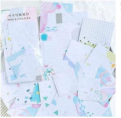45 Unids/pack Plan semanal lindo Notas adhesivas Bloc de notas ...