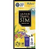 IIJ Japan Travel SIM Small (micro SIM/データ量:1GB/利用可能期間:30days) IM-B223