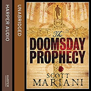 The Doomsday Prophecy Hörbuch
