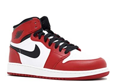 db1bb77496d5 Air Jordan 1 Retro Og (Gs)  Chicago  - 332558-163 -