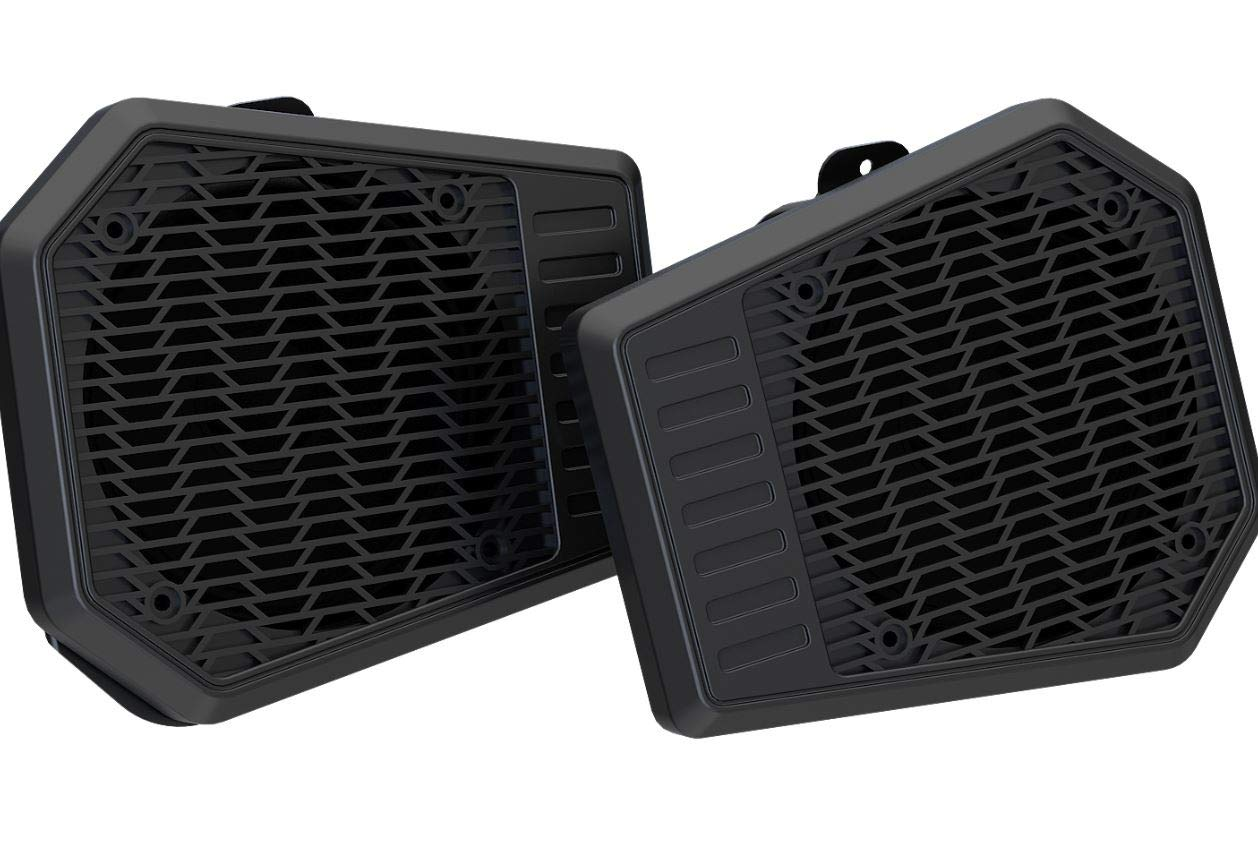 Polaris Ranger Roof Speakers 12 300 About Roof