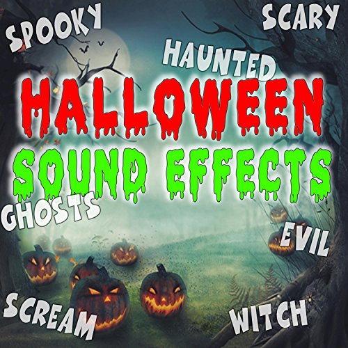 Halloween Sound Effects (Spooky, Scary, Haunted, Ghosts, Scream, Evil, Witch) ()