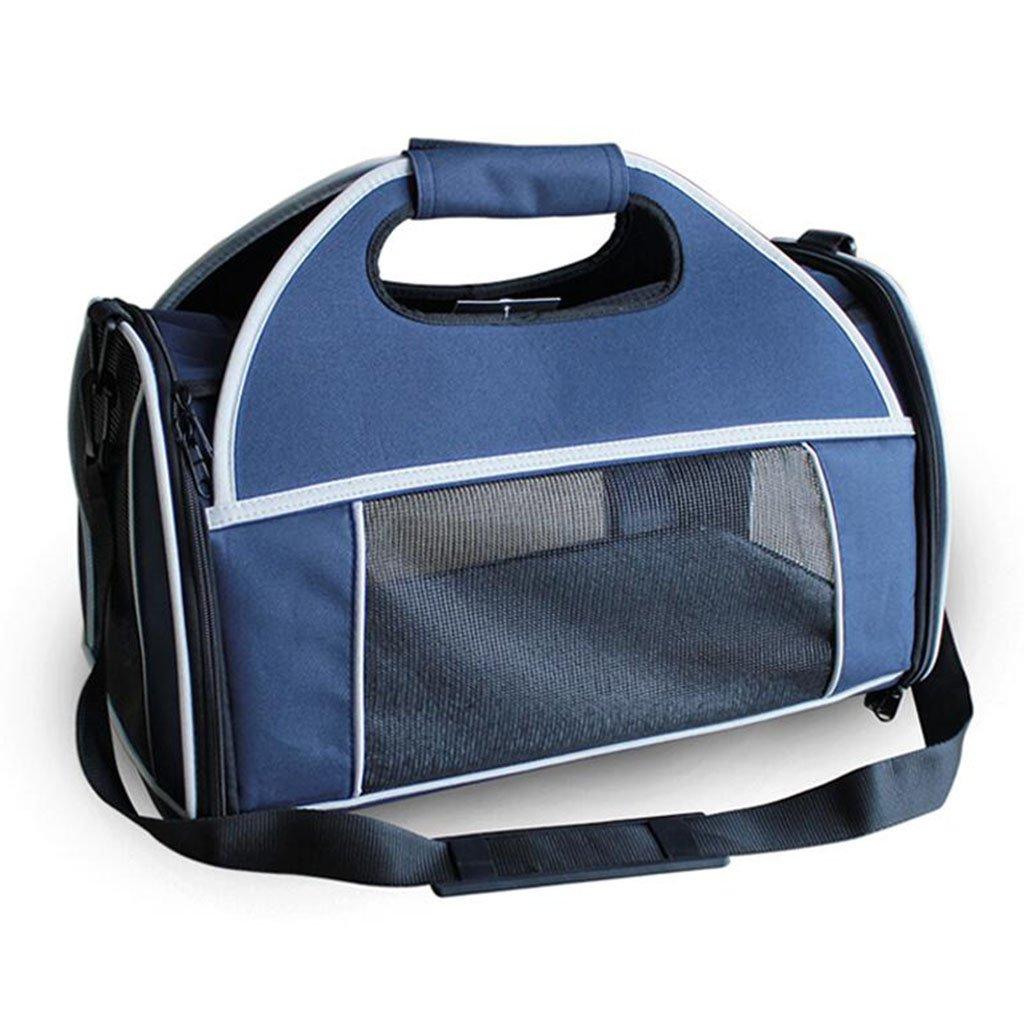 C LargeThe 1 for U UU Backpacks Foldable Cat Bag Pet Bag Outdoor Portable Dog Bag Cat Backpack (color   A, Size   M)