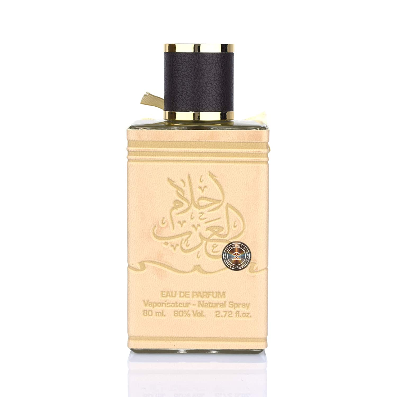 Ahlam al Arab piccante Woody Musky Eau de Parfum Ard al Zaafaran 80ml + deodorante