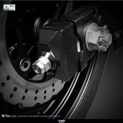 dimotiv DMV cadena ajustador para Kawasaki zx300r 13 - 15 ...
