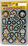Doraemon Sticker Collection Japanese Animation Seals Japan Import