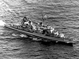 Home Comforts The U.S. Navy destroyer of USS Noa (DD-841) in November 1968, while Noa was preparing for a Vietnam