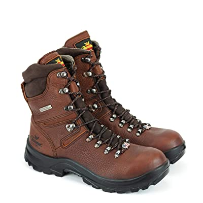 """Thorogood Men's Omni Series 8"""" Waterproof, Non-Safety Toe Boot 
