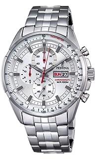 Festina ChronoF6844/1 - Reloj de Pulsera con cronógrafo para Hombre (Mecanismo de Cuarzo