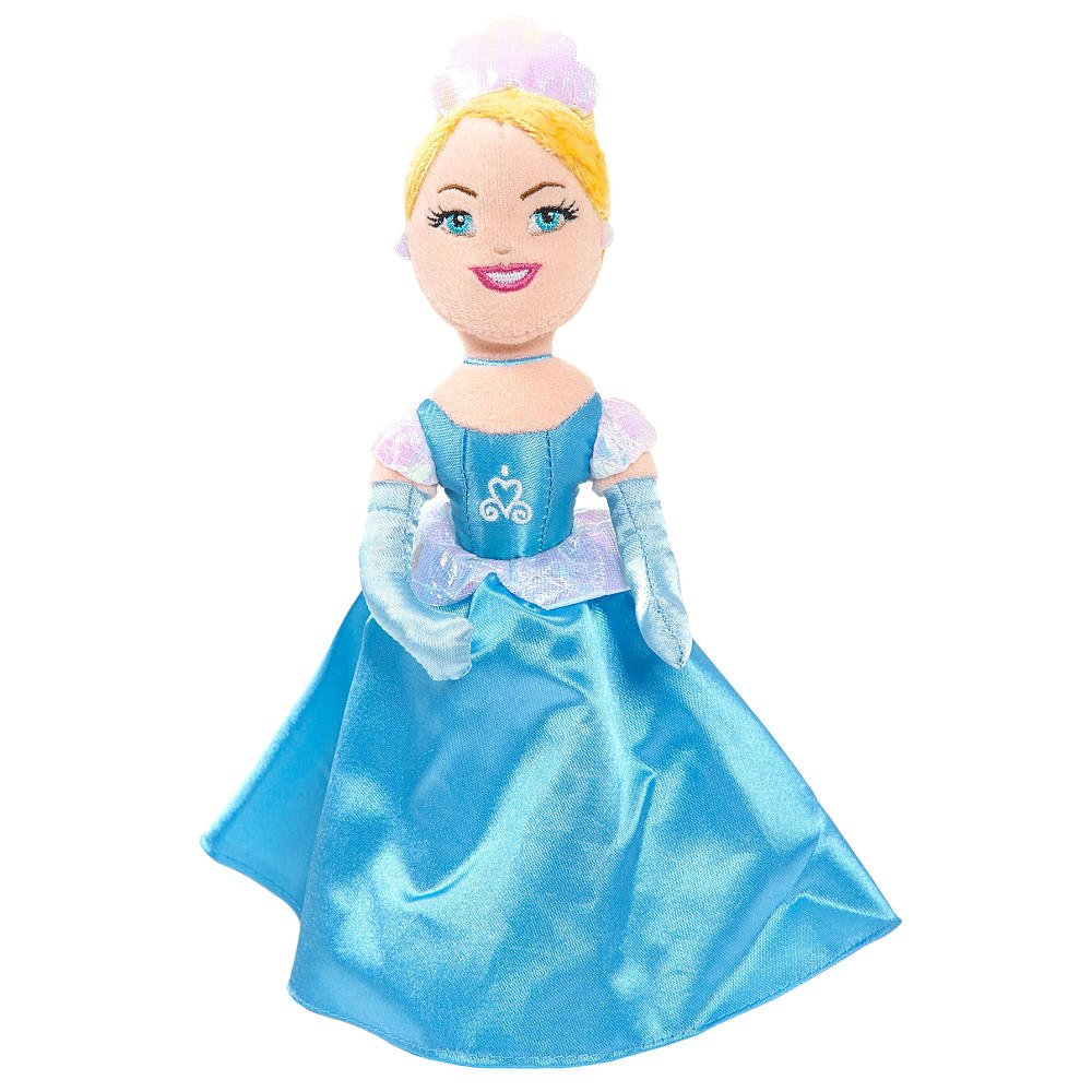 Magical Friends Collection Mini Plush - Cinderella by Just Play by Just Play