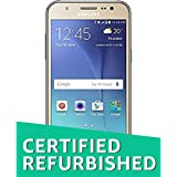 (Certified REFURBISHED) Samsung Galaxy J5 (Gold, 16GB)
