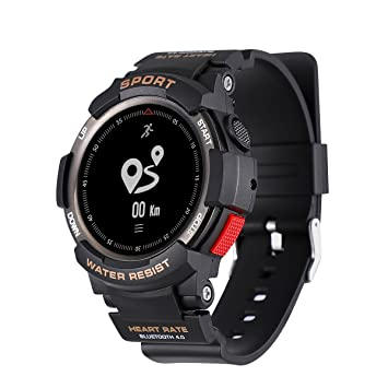 Kivors Relojes Inteligentes Deportivos, IP68 Impermeable Bluetooth Smartwatch Fitness Tracker con Monitor Cardiaco, Múltiples Modos de Deportes, ...