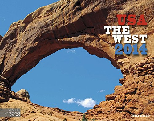 USA THE WEST 2014